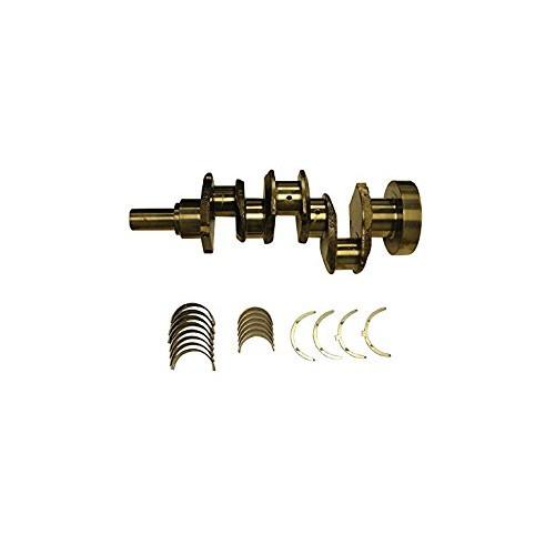Cigueñal con rodamientos y chavetero tractor Landini series-30-40-60-500