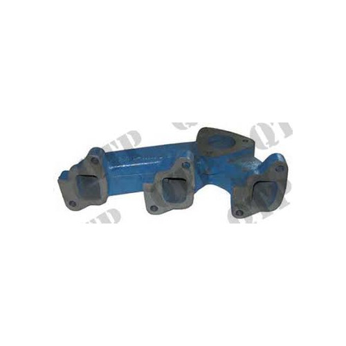 Colector escape tractor Ford-New Holland series 10-100-30-600