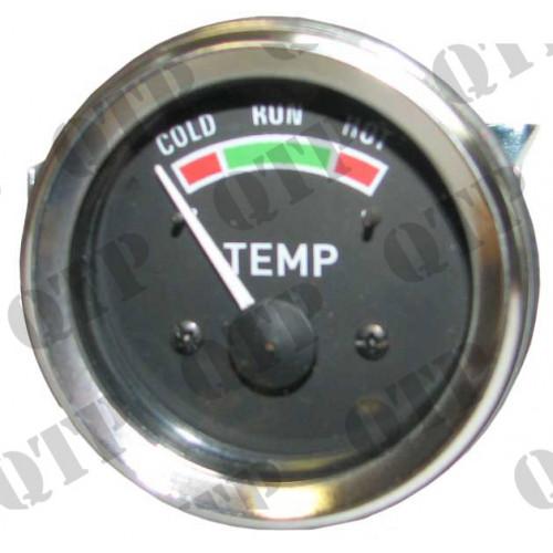 Relojes de temperatura y cuentarevoluciones tractor David Brown 990