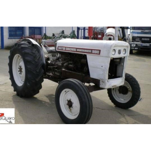 Faros para tractor David Brown 990