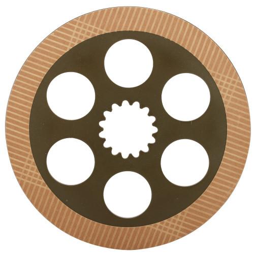 Pack de 2 discos de frenos para varias series de Case