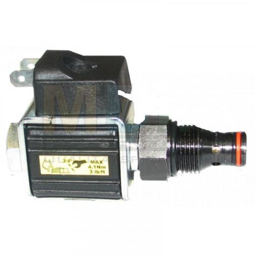 Valvula de solenoide tractor MF serie 600