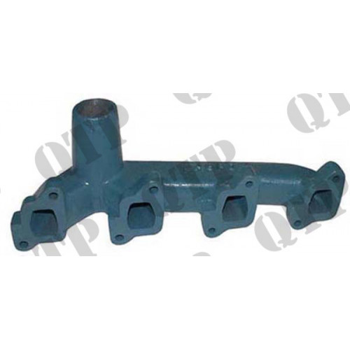 Colector escape tractor Ford-New Holland series-10-100-1000-40-900-200
