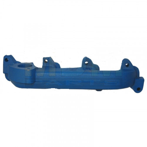 Colector escape tractor Ford New Holland serie 10 y 600